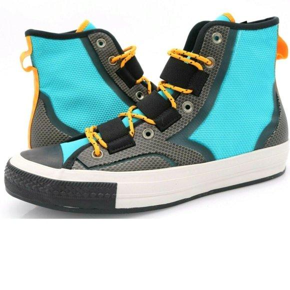 Converse Mens Chuck 70 Tech Hike Rapid Teal Shoes